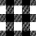 plaid pillowcase
