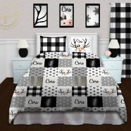 Woodland Bedding Christmas - Antlers