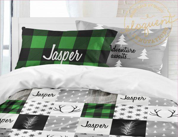 Christmas Bedding - Green
