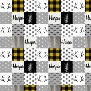 woodland mustard pattern