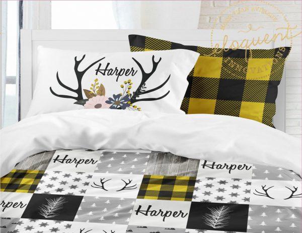 woodland bedding