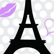 Eiffel Tower Pillowcase