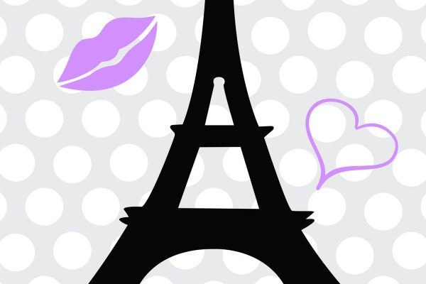 #227 Paris Eiffel Tower Rug