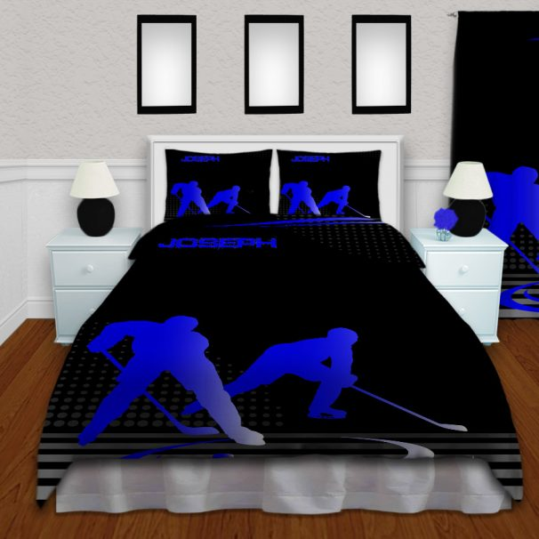 #228 Hockey Bedroom Set