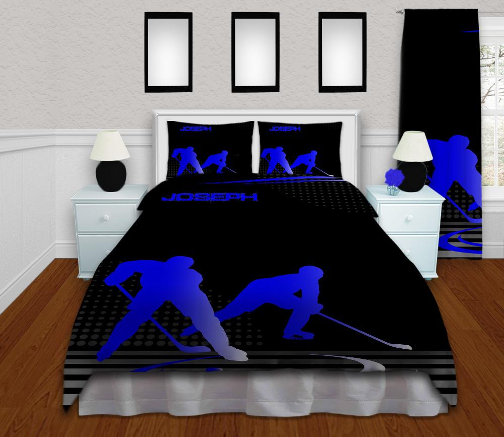 #228 Hockey Bedroom Set