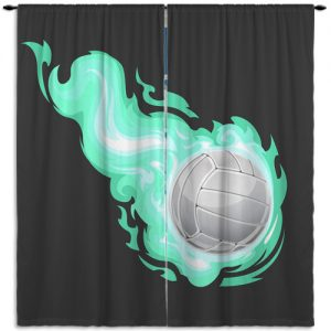#241_Volleyball_Window_Curtain