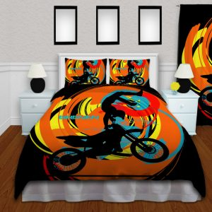 #246_MotoOrgange_Bedding