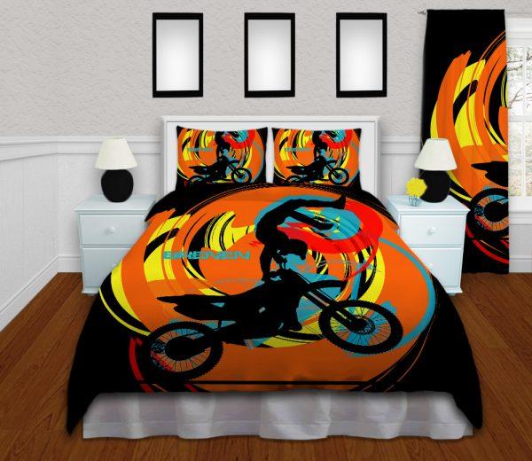 #246_MotoOrgange_Bedding