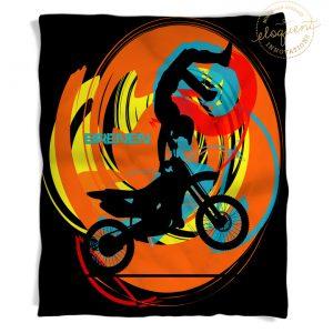 #246_MotoOrgange_Blanket