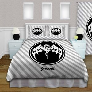 #308_Dragon_Bedding_Set