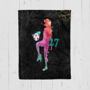 #419_Girls_Soccer_Blanket