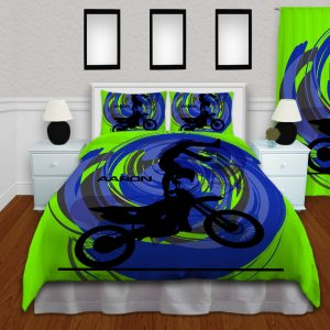 #245_MotoBlue_Bedding_Set