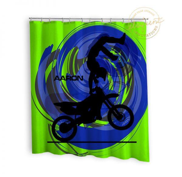 #245_MotoBlue_Shower_Curtain