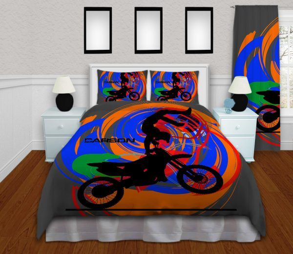 #248_Moto_Bedding_Set