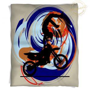 #249_Motocross_Blanket