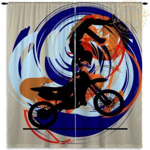 #249_Motocross_Window_Curtain