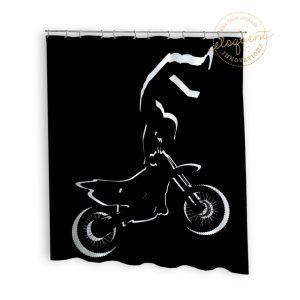 #250_Motocross_Shower_Curtain