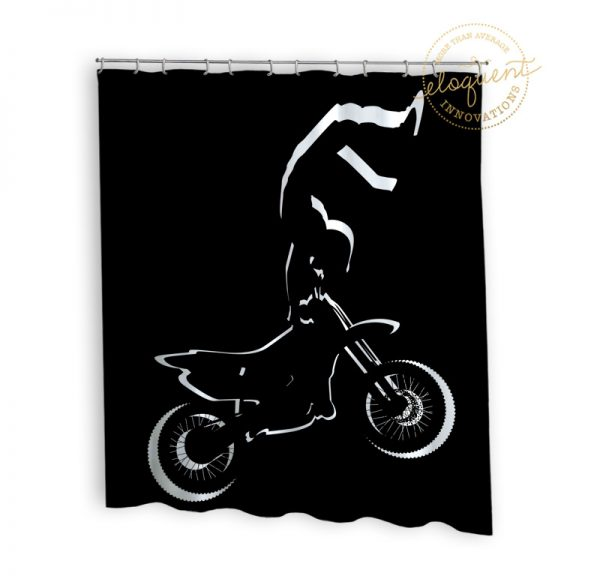 #250_Motocross_Shower_Curtain