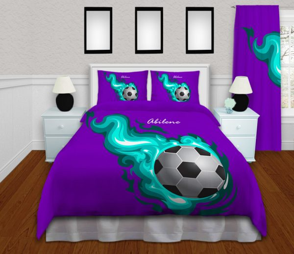 #255_SoccerFlame_Bedding_Set