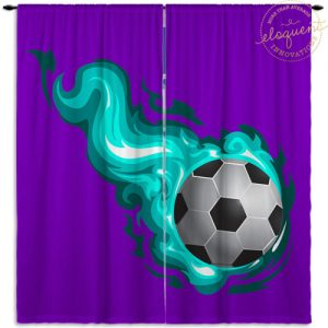#255_SoccerFlame_Window_Curtains