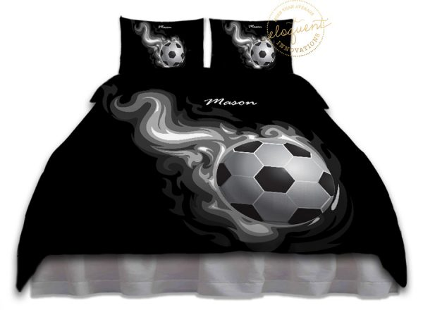 #256_SoccerFlame_Bedding