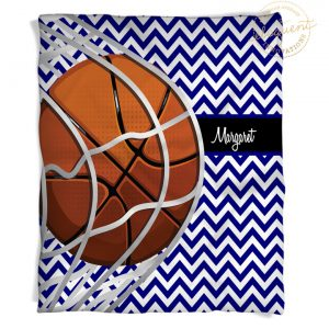 #258_BasketballTeam_Blanket