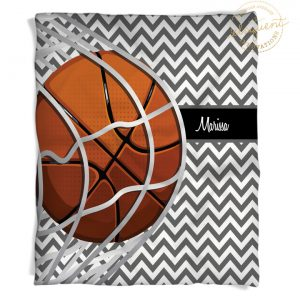 #259_BasketballTeam_Blanket
