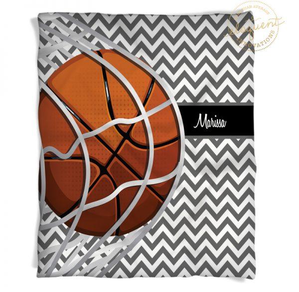 #259_BasketballTeam_Blanket