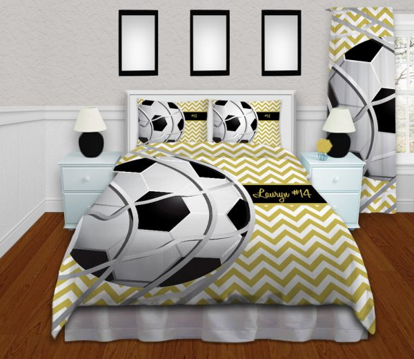 #261_SoccerTeam_Bedding_Set