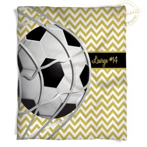 #261_SoccerTeam_Blanket