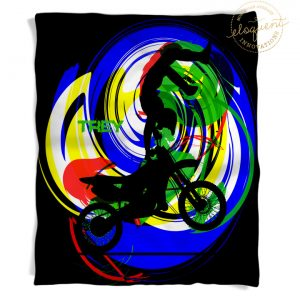 #263_MotocrossBright_Blanket