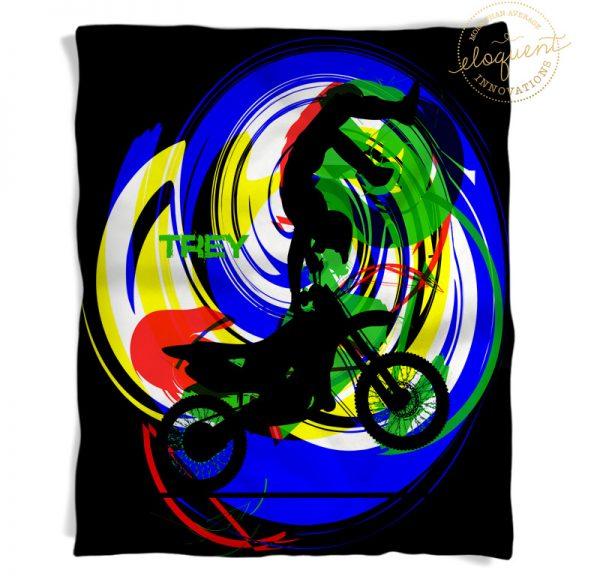 #263_MotocrossBright_Blanket