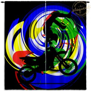 #263_MotocrossBright_Window_Curtains