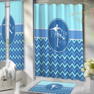 #420_Zig Zag_Shower_Curtain