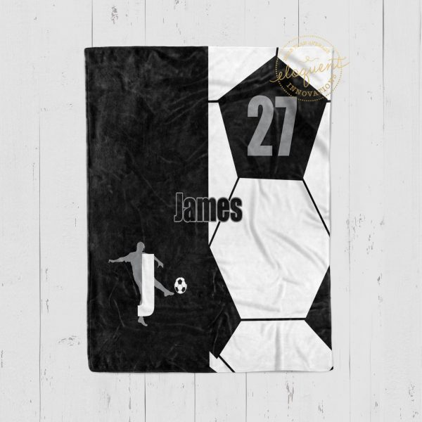 #424_Boys_Soccer_Blanket