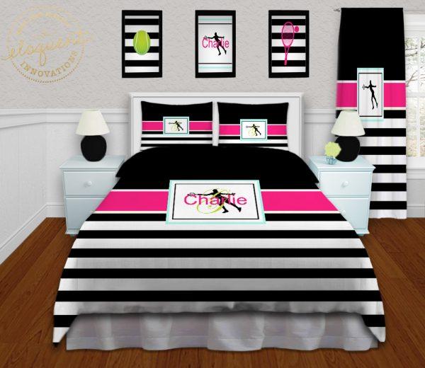 #428_Tennis bedroom