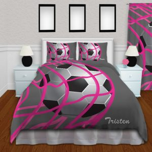 #268_Girls_Soccer_Bedding