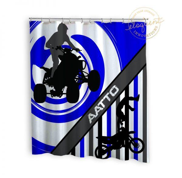 #270_Motocross_Shower_Curtain
