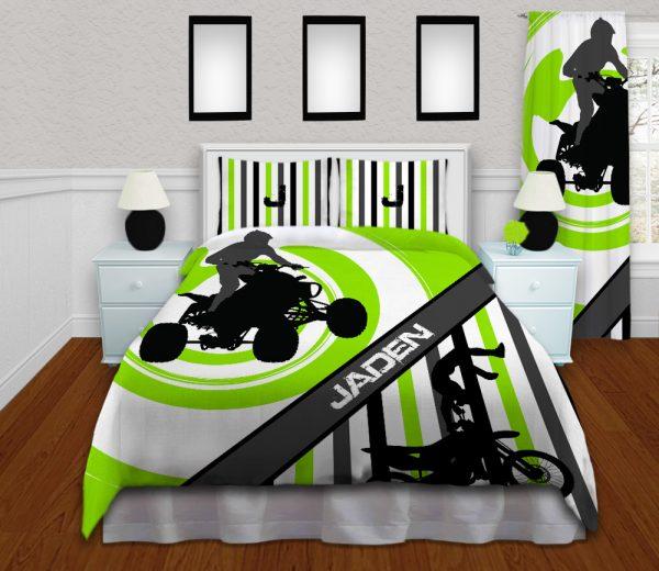 #271_Motocross_Bedding_Set