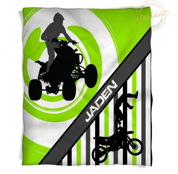 #271_Motocross_Blanket