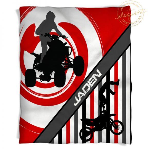 #272_Motocross_Blanket