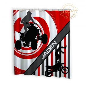 #272_Motocross_Shower_Curtains
