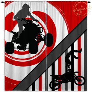 #272_Motocross_Window_Curtain