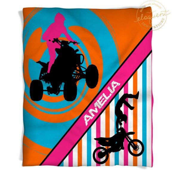 #274_Motocross_Blanket
