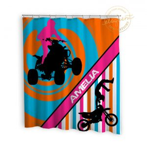 #274_Motocross_Shower_Curtains