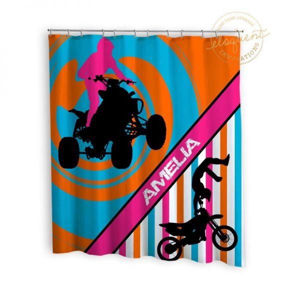 #274_Motocross_Shower_Curtains