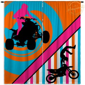 #274_Motocross_Window_Curtains