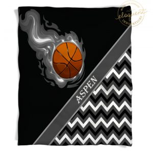 #276_BasketballChevron_Blanket