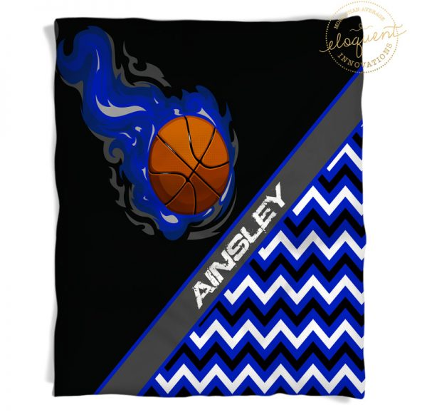 #279_BasketballChevron_Blanket