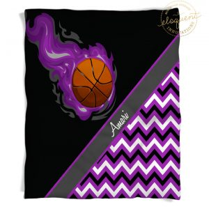 #280_BasketballChevron_Blanket